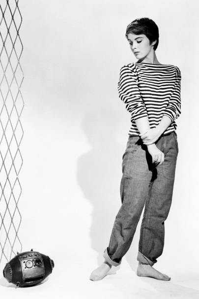 Jean Seberg in 'The Mouse That Roared', 1959