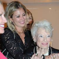 Holly Branson and Eve Branson