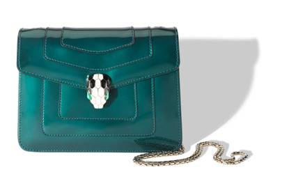 CLASP BAG OF THE YEAR: BULGARI