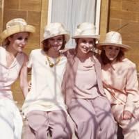 Leila Reynolds, Amanda Sillars, Rowena Sloan-Austin and Susannah Woodrow