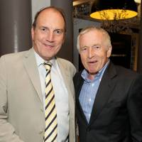 Simon Hughes and Jonathan Dimbleby