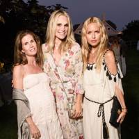 Gucci Westman, Molly Sims and Rachel Zoe