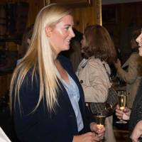 Sophie Armstrong and Catherine Cornelissen