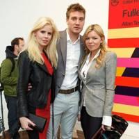 Julie Zangenberg, Niklas Bendtner and Fru Tholstrup