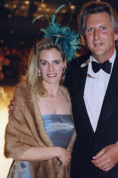 Jemma Sandford-Johnson and Andrew Christie-Miller