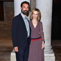 Fabrizio Gifuni and Sonia Bergamasco