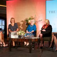 Mary Nightingale, Sally Hobbs, Helen Lowe, Carol Evelegh and Rosemary Herbert