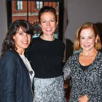 Lisa Williams, Francisca Kellett and Gerri Gallagher