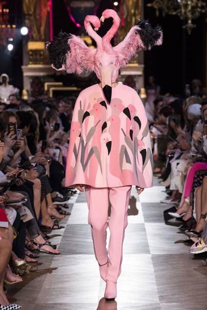 99dea09b3450 Schiaparelli haute couture Autumn Winter 2018
