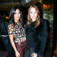 Emma Champtaloup and Rosie Fortescue