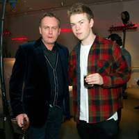 Philip Glenister and Will Poulter