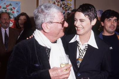 Ian Board and Lisa Stansfield