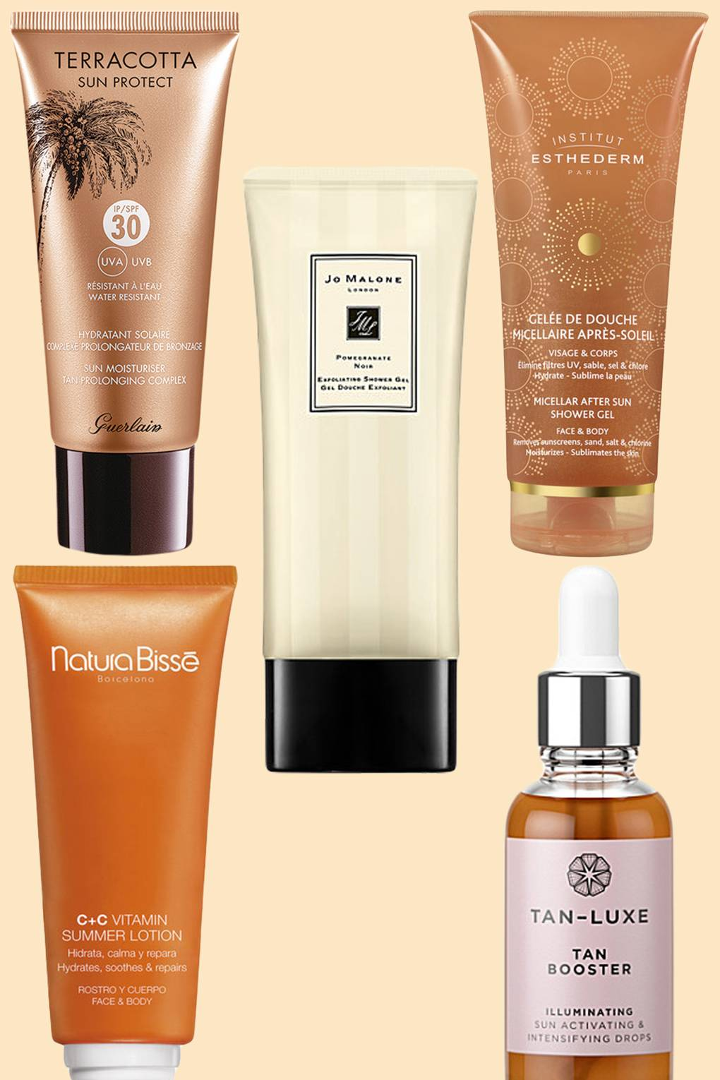 pictures 5 Products That Will Prolong Your Summer Tan