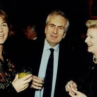 The Hon Mrs Michael Vaughan, the Hon Michael Vaughan and Jennifer d'Abo