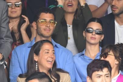 Fai Khadra and Kendall Jenner