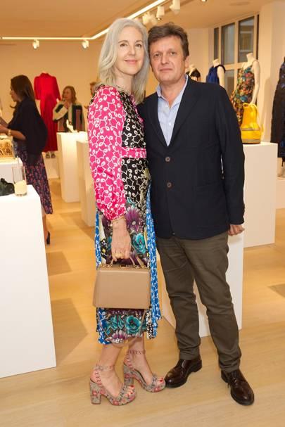 Ruth Chapman and Tom Chapman