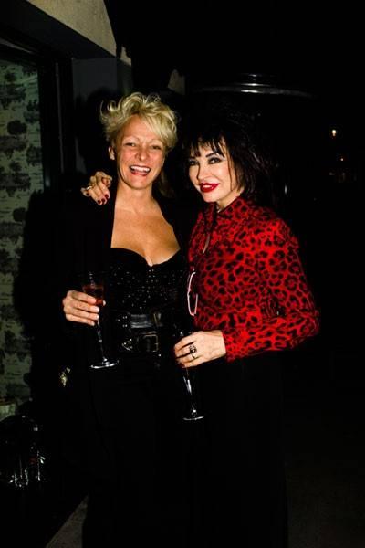 Karen Brost and Cheryl Howard