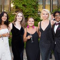 Kelsey Patel, Ellie Cole, Sammie Ruston, Kate Hawkins and Rohan Gupta