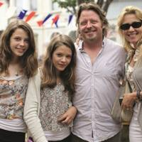 Doone Boorman, Kinvara Boorman, Charley Boorman and Olivia Boorman