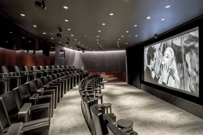 Breakthrough Women Film Series at the Bulgari Hotel