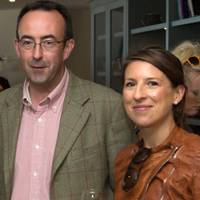 James Leach and Amy Gaulton