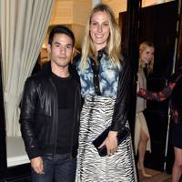 Joseph Altuzarra and Selby Drummond
