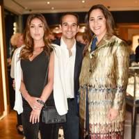 Zeena Zahawi, Saad Kurdi and Zein Kurdi