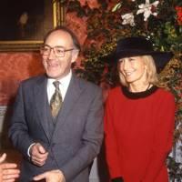 Michael Howard and Mrs Michael Howard