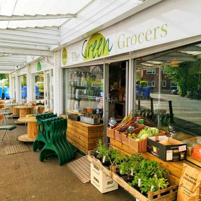 The Green Grocers, Norwich