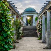 Hampstead Heath Pergola, Hampstead