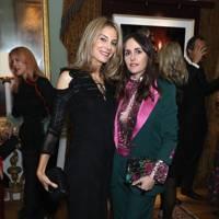 Kim Hersov and Tania Fares