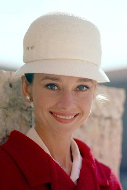 Audrey in 1961