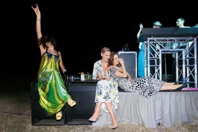 Katia Manktelow, Alice Farquhar and Ashlyn Chesney
