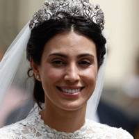 The Hanoverian Floral Tiara