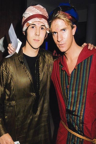 Josh Green and Ben Duncan