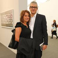 Tracey Emin and Jay Jopling