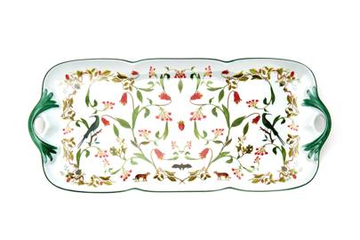 Stephanie Fishwick serving platter