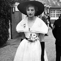 Lady Anna Coke, c1953