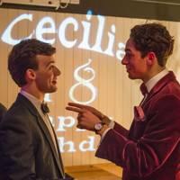 Angus MacLean and Hugo Engel