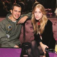 Robert Sheffield and Mary Charteris