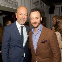 Dylan Jones and Jason Atherton