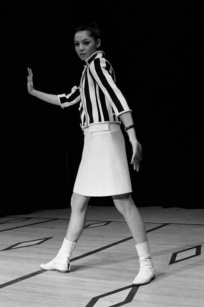 Courreges, 1960s