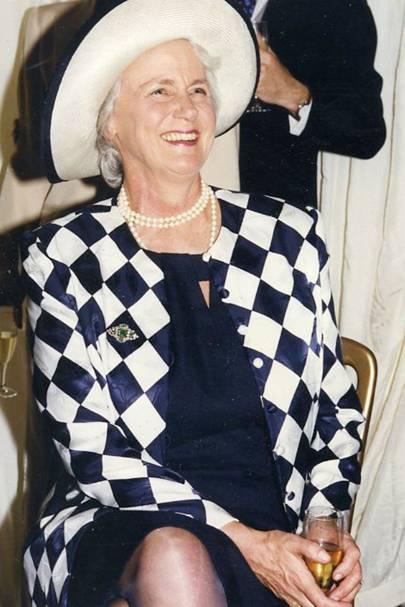 Mrs Ian Cameron