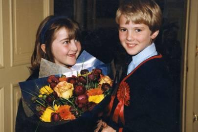 Philippa Evelegh and James Evelegh