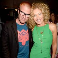 Heston Blumenthal and Kelly Hoppen