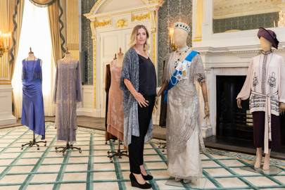 'Everything had to be bigger and better': Anna Robbins on designing the costumes for the Downton Abbey film