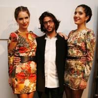 Eugenie Niarchos, Benjamin Khalili and Noor Fares