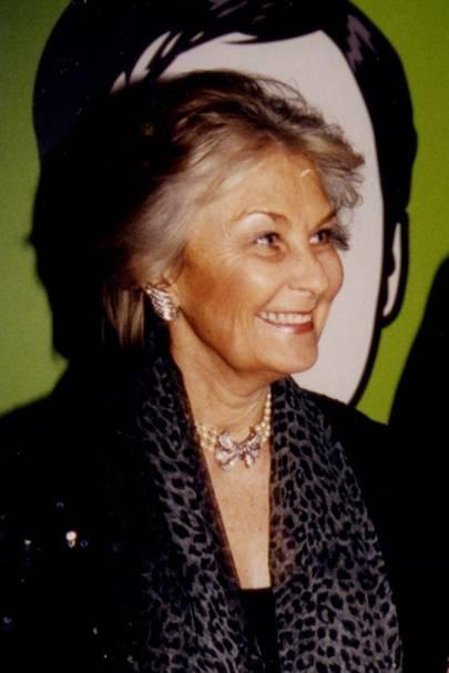 Mrs Antony Snow