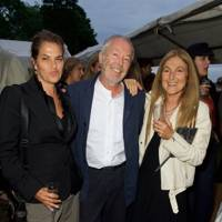 Tracey Emin, Terry Jones and Tricia Jones