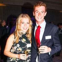Sarah-Jane Horne and Jack Stevens
